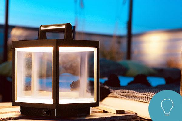 Akku- und Solarleuchten von Deko-Light